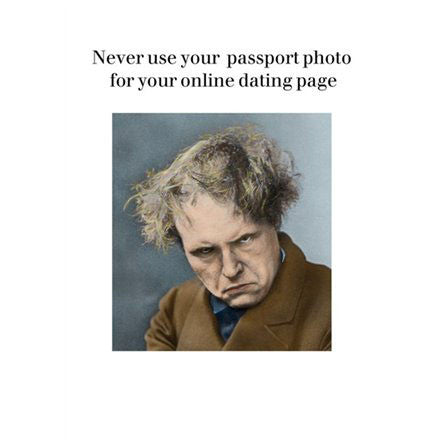 Card - Online Dating