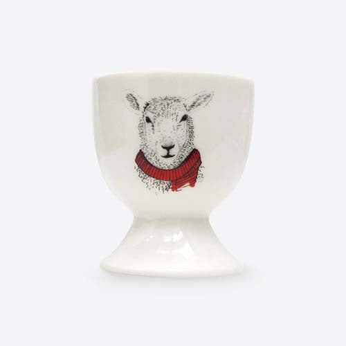 Egg Cup - Snug Sheep