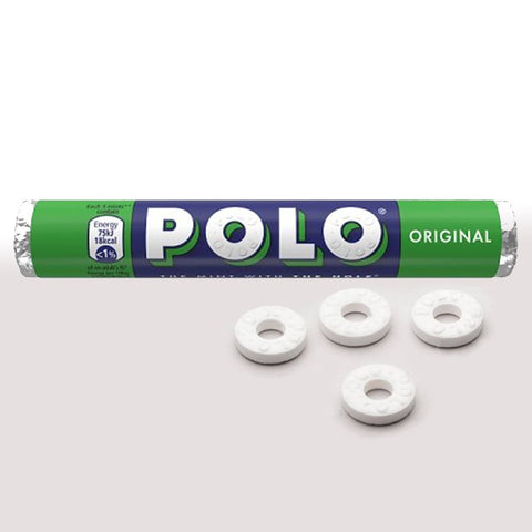Polo Mints Original 34 g