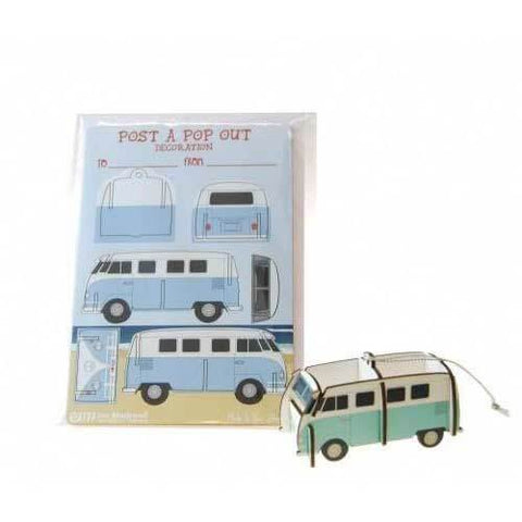 Post a Pop Out Combi - Hanging Decoration 3D