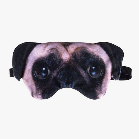 Sleep Mask - Pug