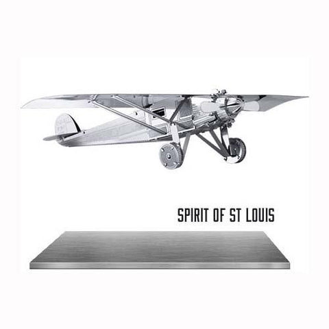 Spirit of St Louis - Metal Earth Model