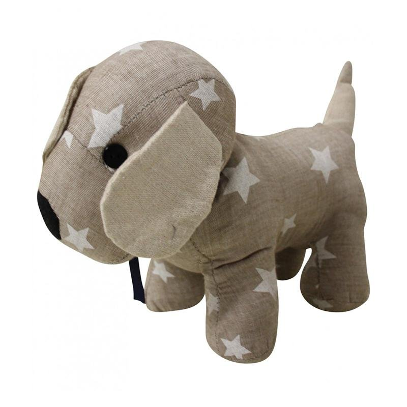 Star Puppy Doorstop