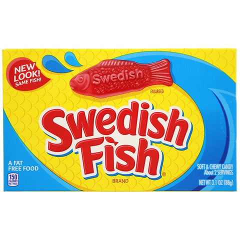 Swedish Fish Theater Box