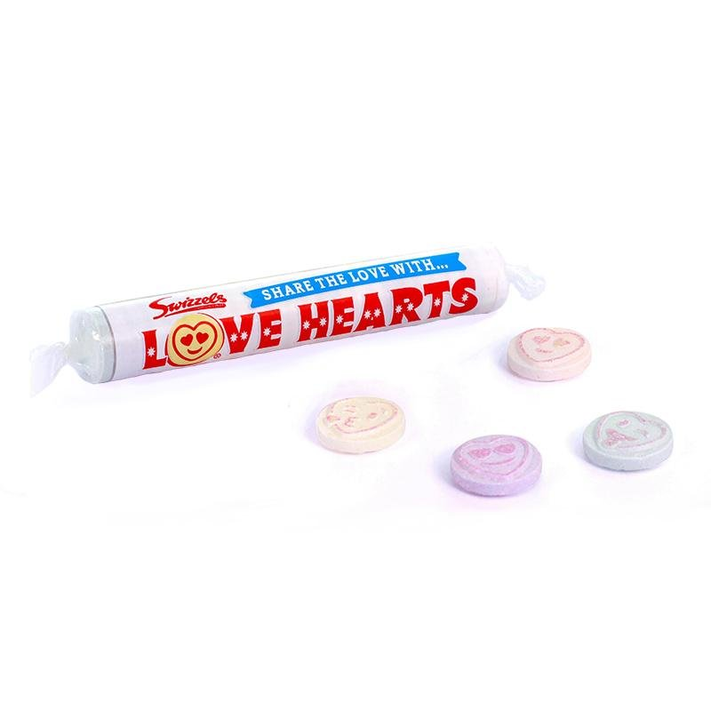 Swizzels Love Hearts 40 g