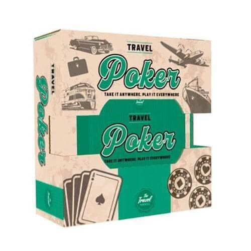 Travel Poker In A Tin