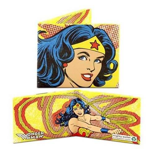 Wonder Women Vintage - Mighty Wallet Tyvek
