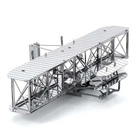 Wright Brothers Airplane - Metal Earth Model