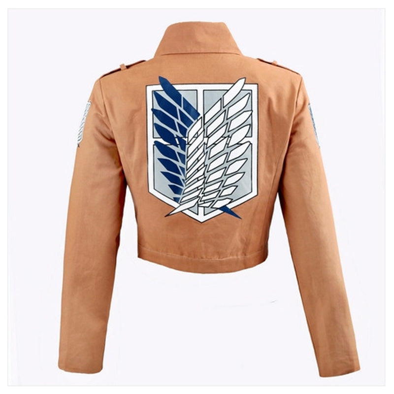 Attack on Titan Jacket Legion Cosplay Shingeki no kyojin-Eastern Light Venture