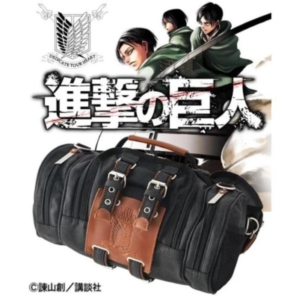 Attack on Titan Vertical Maneuvering Equipment 4-Way Bag shingeki no kyojin Scount Regiment
