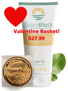 Special! Valentine's Day Basket with FREE SHIPPING!