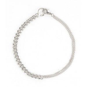 Finisher Anklet Silver