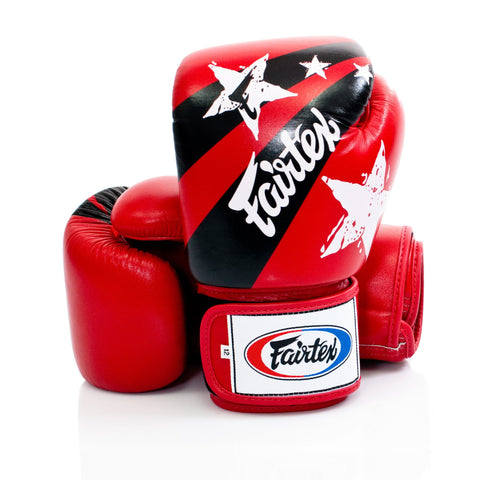 Fairtex Tight Fit Gloves - Nation Prints Collections