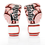 Fairtex Microfiber Gloves - Art Collections