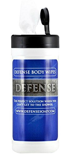 Defense Body Wipes