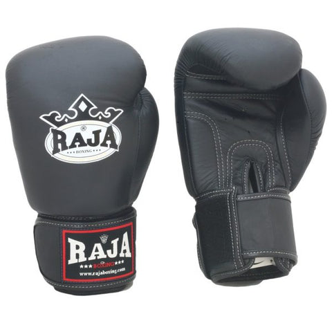 Raja Leather Sparring Gloves