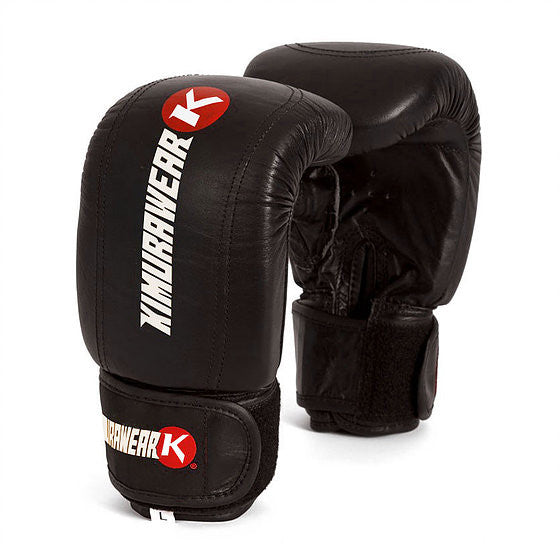 Pro Series Leather Bag Gloves