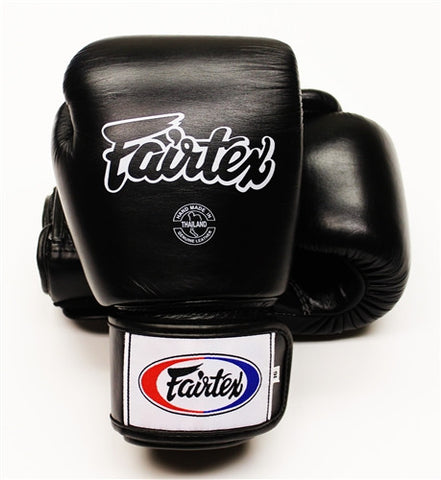 Fairtex Tight Fit Gloves - Black
