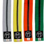 Bamboo Break Youth BJJ Belts