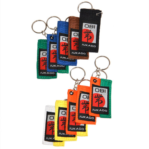 Obi Belt Key Chain