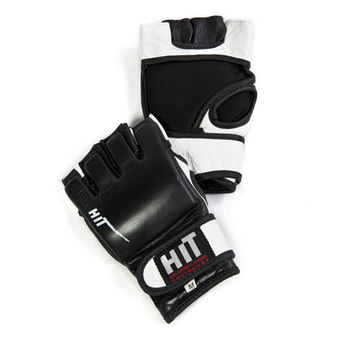 HiT Leather MMA Gloves