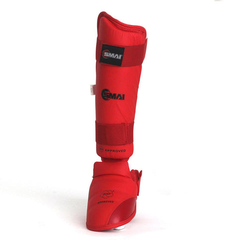 SMAI WKF Approved Shin/Foot Guards