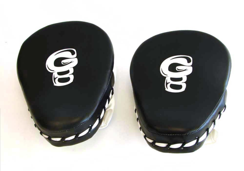 Grant Leather Focus Mitts