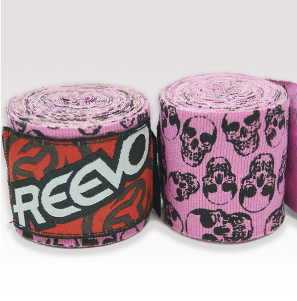 Reevo Prints Mexican Handwraps