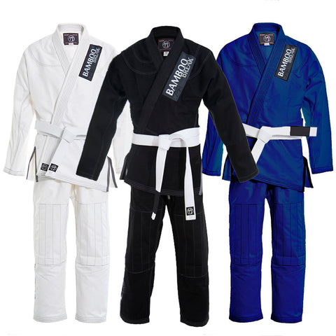 Bamboo Break BJJ Gi