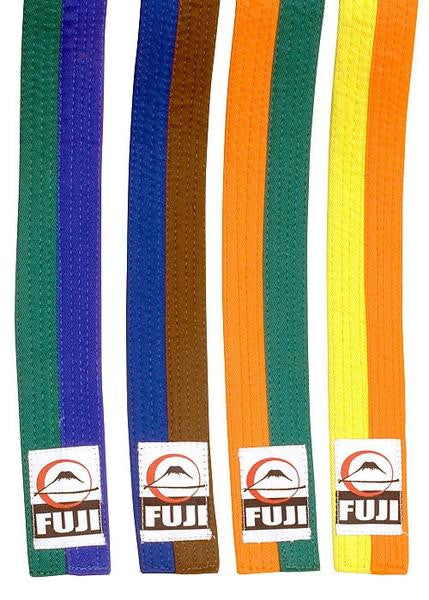 Fuji Two-Toned Belts