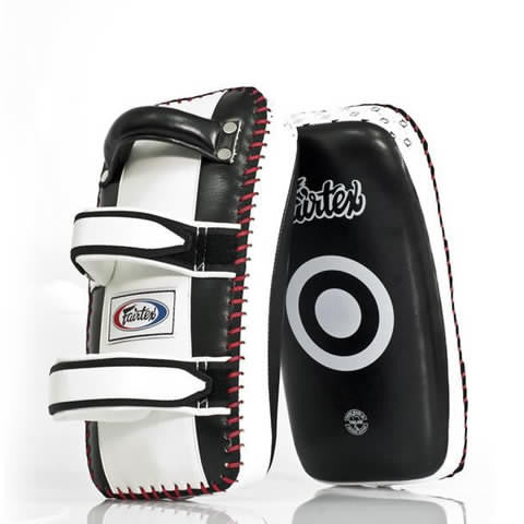 Fairtex Curved Thai Pads - Medium Weight