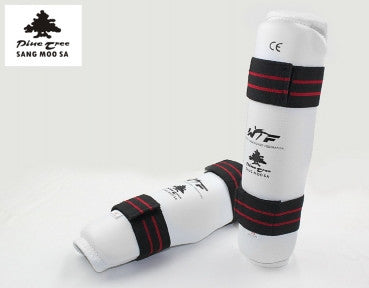 Pinetree WTF Shin Guards