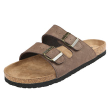 Load image into Gallery viewer, Men's Phoenix 2-Strap Cork Sandal
