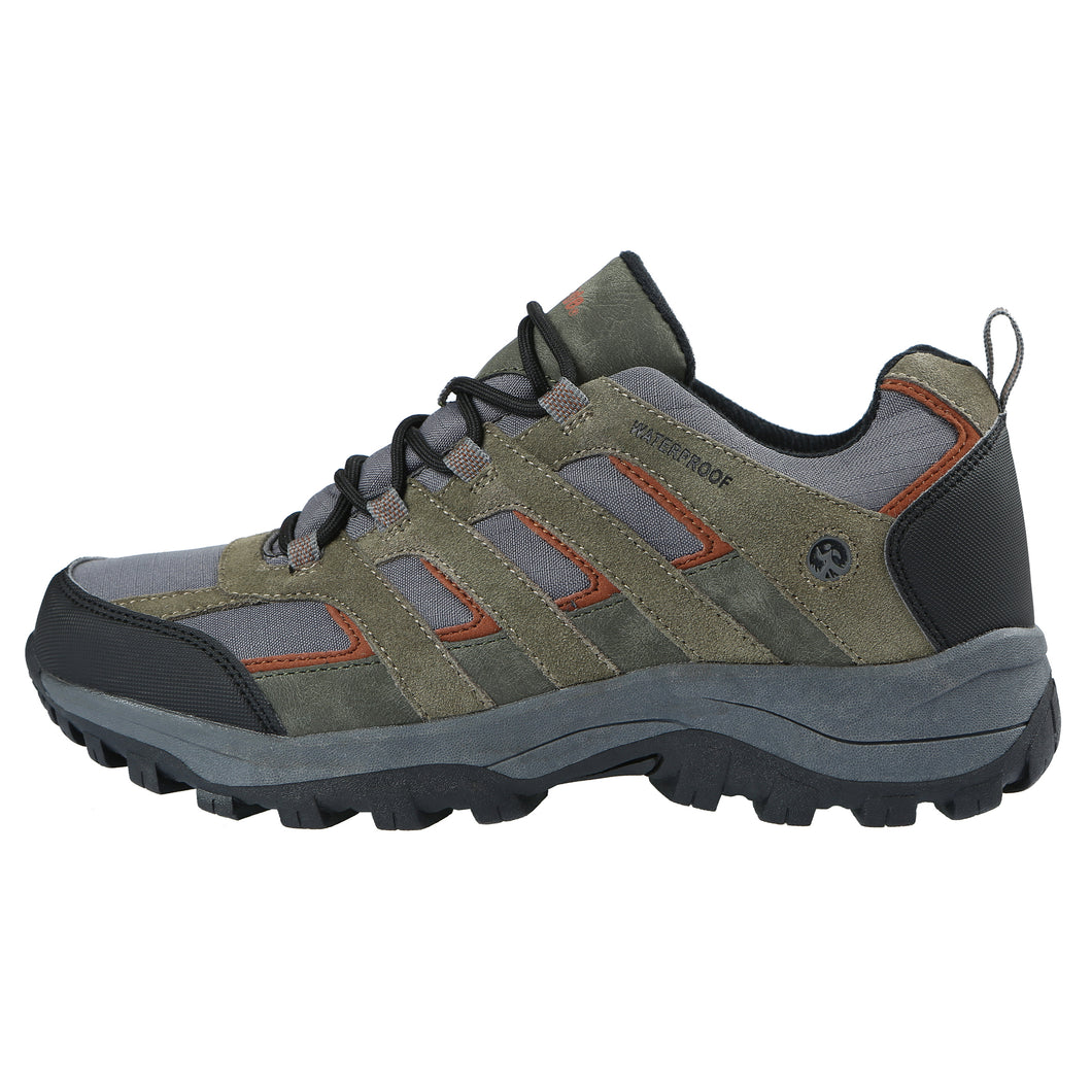 Mens Gresham Low Waterproof Hiking Boot