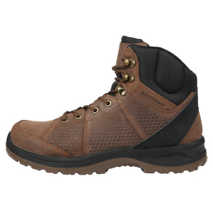 Mens Rockford Mid Waterproof Leather Hiking Boot