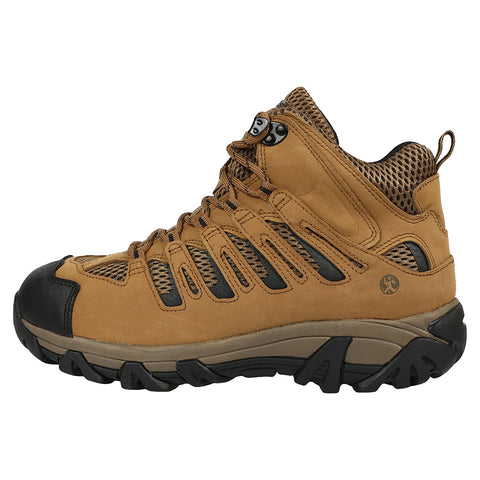 Mens Stimson Ridge Mid Waterproof Leather Hiking Boot - Northside USA