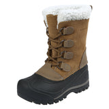 Kids Back Country Waterproof Insulated Snow Boot - Northside USA