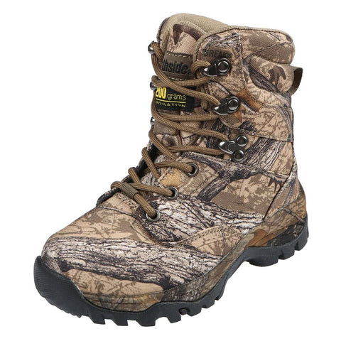 Kids Crossite Waterproof 200 Gram Insulated Camo Hunting Boot - Northside USA
