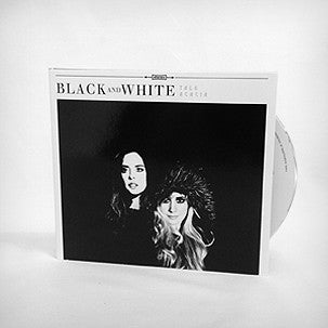 "AUTOGRAPHED ""BLACK AND WHITE"" [CD]"