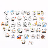 stickers marrant panda