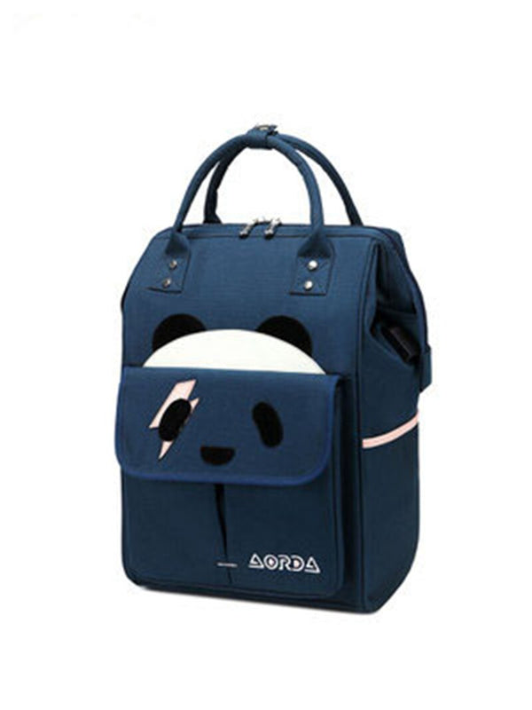 Sac Oxford Panda Personnalisable