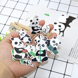 stickers panda enfants