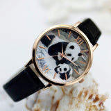 Montre Panda Old School