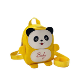 cartable panda jaune