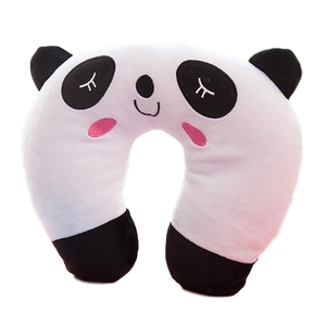 coussin panda voiture