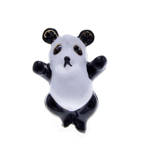 Pin's Badge Panda