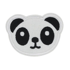 patch tete de panda