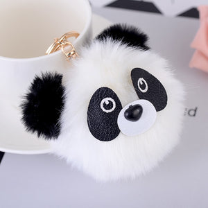 peluche panda decorative