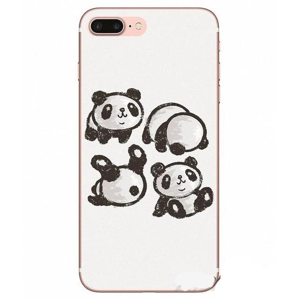 protection smartphone panda galaxy