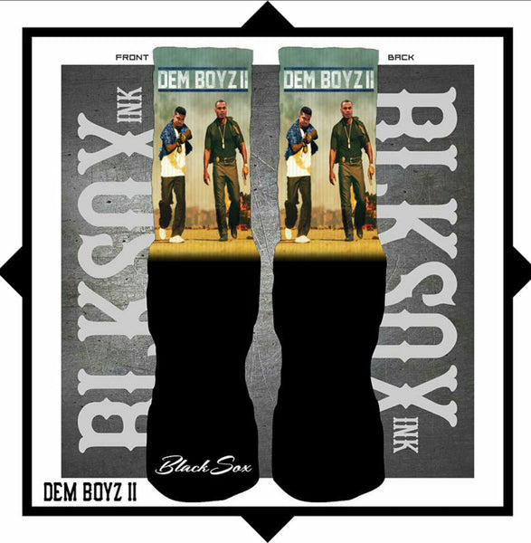Dem Boys II Luxury Socks
